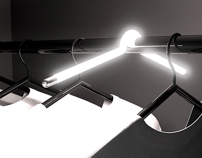 Luminous Hanger