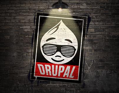 Drupal Fan Art