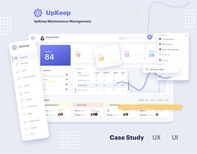 Case Study | UpKeep Maintenance Management