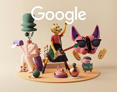 Google Partner - Stickers