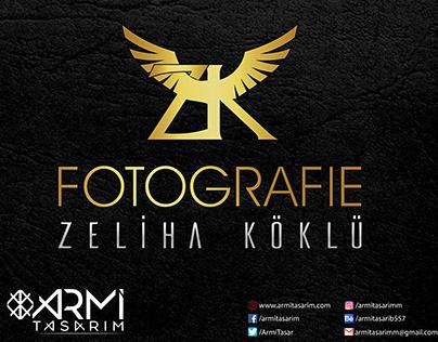 Zeliha Köklü Fotografie İçin Tasarladığımız Logo