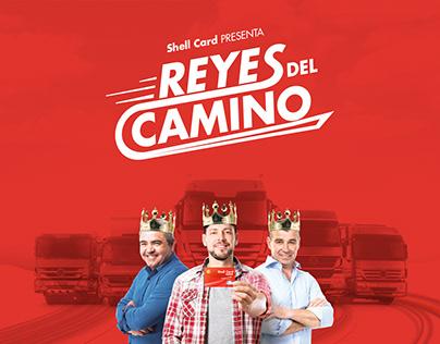 Shell Card   Reyes del Camino