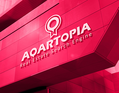 aqartopia - corporate identity