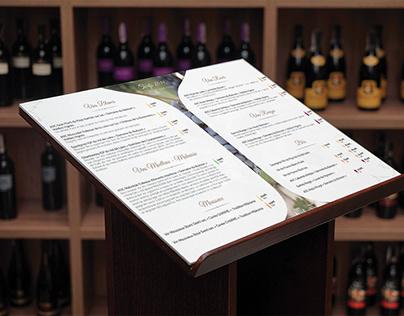 Domaine du Buisson - Business Card & Wine Card