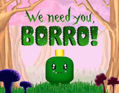 We need you, Borro!