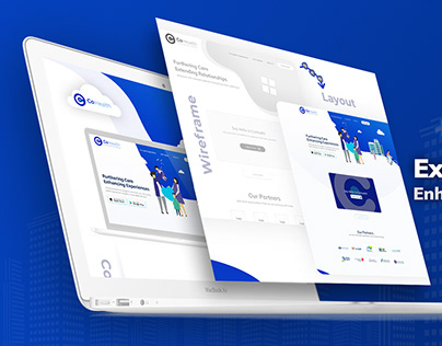 Redesigning & Re-branding CoHealthApp