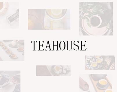 #TEAHOUSE