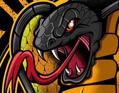 Cobra Kai (Logo Redesign)