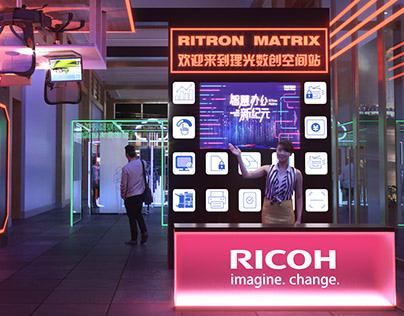 2019_RICOH_RITRON MATRIX