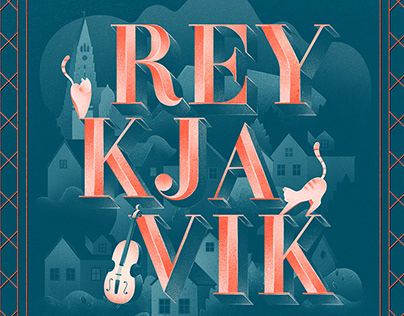 Reykjavík for The Washington Post