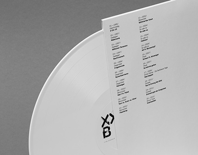 Texta — 20 Years, LP Design