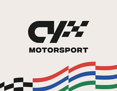 CYMotorsport Brand ID