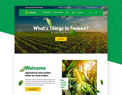 Seodo | Agriculture Farming Foundation