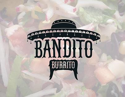 Brand Design - Bandito Burrito