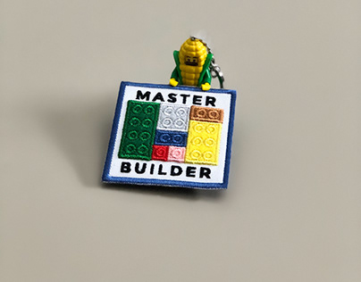 Project Feature: LEGO Master Builder Badges