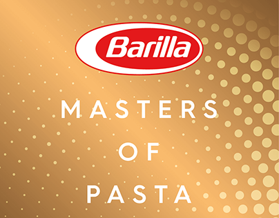 Barilla Masters of Pasta Proposition