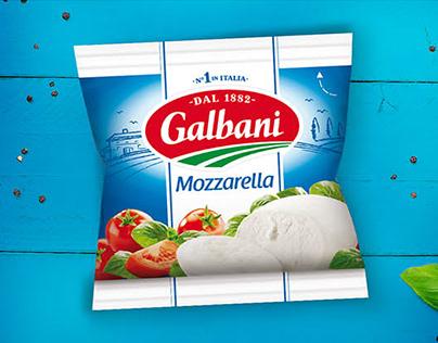 Galbani website