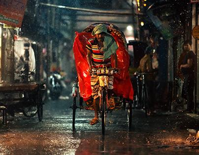 One Rainy Evening