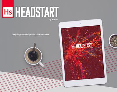 Headstart by Adobe