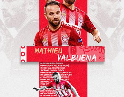 Mathieu Valbuena Design
