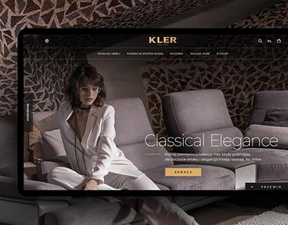 KLER.pl — Digital platform