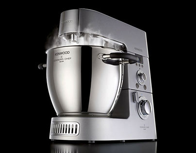 Kenwood - The Cooking Chef website