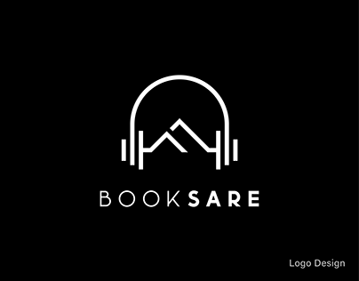 Audiobook logo design