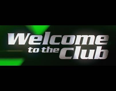 Sunshine Live Welcome to the Club - LED Wall Teaser