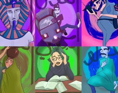 Egyptian Horoscopes