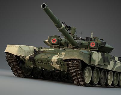 T-90S Russian MBT