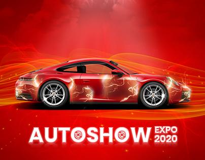 Pakistan's Autoshow 2020 Social Media Campaign