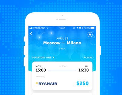 Flight iOS App