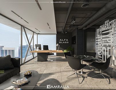 | Manager Office Design