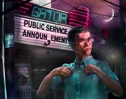 Public Service Announcement Album cover