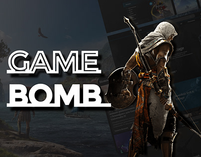 Gamebomb / Online games store