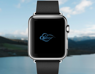 Clime Weather App for iWatch
