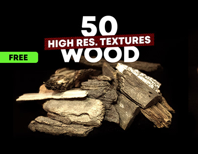 FREE TEXTURE PACK WOOD VOL.2 HIGH-RESOLUTION