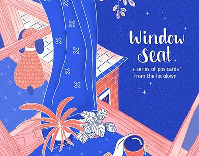 WINDOW SEAT_2020 LOCKDOWN STORIES