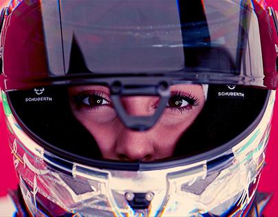 Kaspersky | Drive Like a Girl