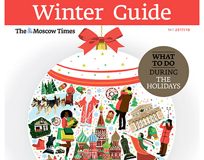 Cover and Map | TMT Winter Guide