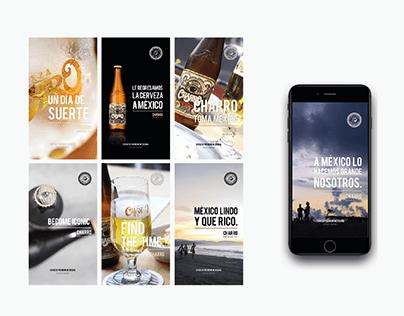 Social Media Charro Brewing Company