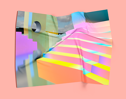 3D - Motion Graphics & Digital Design.