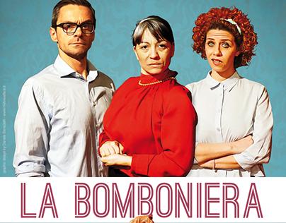 La bomboniera - locandina per corto teatrale
