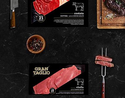 GRAN TAGLIO | Packaging