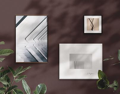 Frame Natural Overlays Mockup Kit