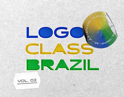 Logo Class Brazil - Vol. 02