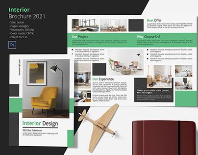 Printable Interior Brochure