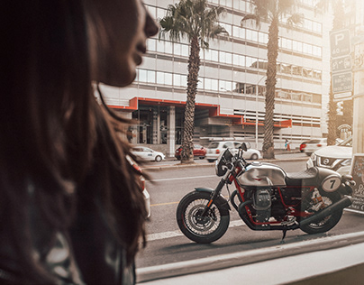 Moto Guzzi V7III - Racer