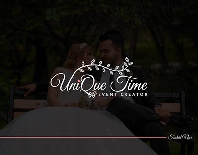 Wedding Event Planning Company Logo Design