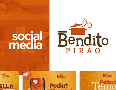 Bendito Pirão - Social Media